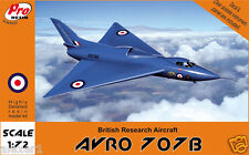 1/72 Avro 707B aircraft kit Olimp - Pro Resin R72045