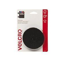"""VELCRO Brand  - Sticky Back  - 5' x 3/4"""" Tape - Black"""