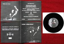 LADO OBSCURO - Senhor Das Trevas - INTOLERANT RECORDS - BLACK METAL VINYL SP