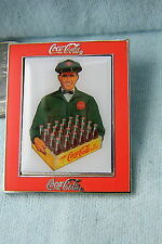 WILLABEE & WARD PIN COCA COLA 24 CASE