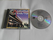MANHATTAN TRANSFER - Best (CD) No Barcode /GERMANY Pressing