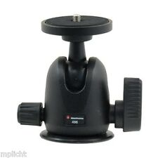 Manfrotto 496 Compact panoramicas pelota Head