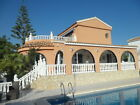 Beautiful Spanish Villa with Private Pool, Games Rm :October Half Term £650