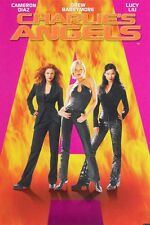 Charlie's Angels: Full Throttle DVD Cameron Diaz, Drew Barrymore, Lucy Liu