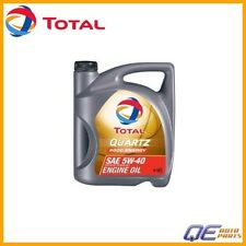 Audi BMW Engine Oil - Total Quartz Energy 9000 - 5W-40 Synthetic (5 Quart)