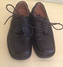 Little Boys 12.5 M Black Box Dressy Shoes Leather & Faux Kids Church Holiday