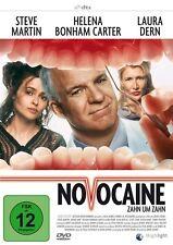 (STEVE MARTIN/HELENA BONHAM CARTER)  NOVOCAINE   DVD NEU