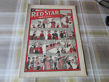 RED Star Weekly 24/02/1951 WOMANS Magazine Cartoon Strip Cover