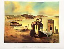AMAZING ORIGINAL SALVADOR DALI LITHOGRAPH ART PRINT BY SALVADOR DALI MUSEUM