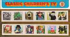 2014 GB QEII COMMEMORATIVE STAMP PRESENTATION PACK NO 493 CLASSIC CHILDRENS TV
