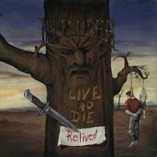 Live to Die-Relived by Intruder (2004-CD) (German Import) New-Free Shipping