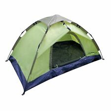 2 Man Two Person Pop Up Camping Tent  Easy Quick Fast Pitch Rapid