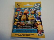 NIB LEGO 71009 SIMPSONS SERIES 2 COLLECTIBLE MINIFIGURE 1 BLIND SEALED PACK