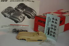 KIT A MONTER STARTER ASTON MARTIN DBR1 LE MANS 1959 3 VERSIONS 1/43