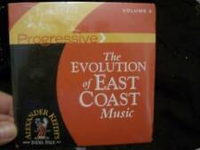 Evolution of East Coast Music CD Volume 3- Progressive-King Konqueror/Rock Range