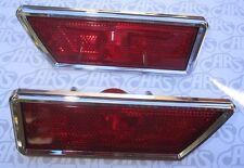 1970 1971 1972 Buick Skylark GS GSX Rear Marker Lamps. OEM #917619, 620. ML702R
