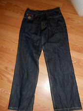 Eight 732 Jeans 34/33 NEW embroidered crown