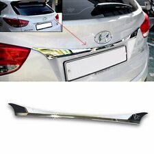 Rear Trunk Chrome Garnish Molding Trim 1p For 2010-2014  Hyundai Tucson : ix35