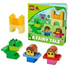 Lego Duplo - 10559 - Read & Build Storybook Included  - A Fairy Tale New
