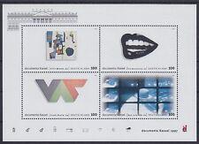 Bund Block 39 **, Documenta Kassel 1997, postfrisch, MNH
