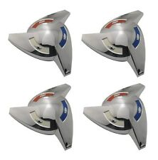 1961 Chevy Impala SS Hub Cap Spinner Assembly Super Sport Set of 4