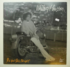 """12"""" US**WHITNEY HOUSTON - I'M YOUR BABY TONIGHT (ARISTA '90 / PIC-COVER)***14065"""