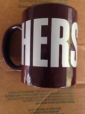 Hershey 's Chocolate Mug Cup Coffee Tea Retro Since 1894 Truffle Cocoa