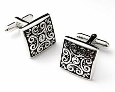 New Gentleman Men's Wedding Party Business Gift Shirt Vintage Cufflinks