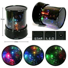 New Romantic Amazing Sky Star Master Night Light Projector Lamp Good Gifts