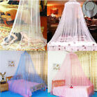 Elegant Round Lace Insect Bed Canopy Netting Curtain Dome Mosquito Net FSS