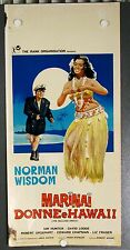 Marinai Donne e Hawaii locandina poster Norman Wisdom The Bulldog Breed commedia