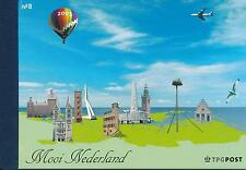[20713] Netherlands Niederlande 2005 Prestige Booklet PR8 Beautifull Holland
