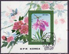 Korea 1986 - Bloemen/Flowers/Blüte