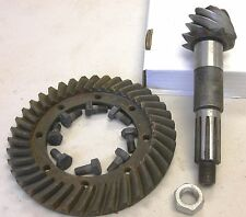 WWII Willys MB Ford GPW A789 NOS Spicer Ring & Pinion Dana 25 Front or Rear G503