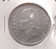CIRCULATED 1949 5 FRANC FRENCH COIN!!!!!!!!!! (011116)