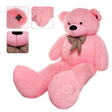 "Joyfay® 91"" Pink Giant Teddy Bear 230cm Stuffed Plush Toy Valentine's Gift"