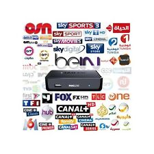 Smart Iptv MAG apple android etc....12 Months subscription