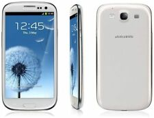 4G Smartphone Samsung Galaxy S3 III GT-I9300 White-Unlocked Mobile Phone 16GB