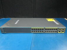 Cisco Systems Catalyst WS-2960-24TC-L 24 Port Switch