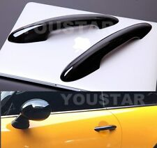 USA STOCK X2 GLOSS BLACK Door Handle Covers for MINI Cooper S 2014 on F55 F56