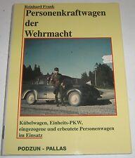 Reinhard Frank - Personenkraftwagen der Wehrmacht