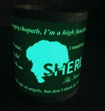 Sherlock Holmes famous quotes Glow in the Dark Mug
