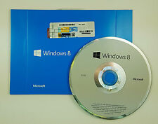 Microsoft Windows 8 32 Bit DVD Vollversion Deutsch WN7-00372