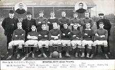 Soccer / Football. Bristol City Cup Team by R.Scott.