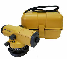 New Topcon AT-B3A 28x Automatic Level