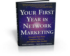 Your First Year in Network Marketing, Personalized Autographed Copy