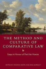 The Method and Culture of Comparative Law: Essays in Honour of Mark van...