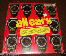 ALL EARS 10 ORIGINAL SONG HITS WITH A CB THEME VINYL LP RECORD ALBUM