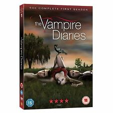 The Vampire Diaries:1st Series - The Complete Season 1 Collection NEW DVD First