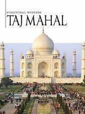 Taj Mahal (Structural Wonders)-ExLibrary